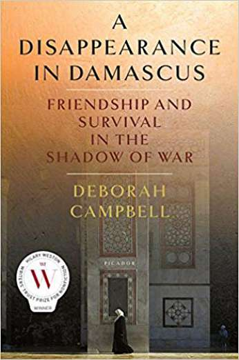 Disappearance in Damascus, by author Deborah Campbell