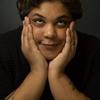 Roxane Gay, author of An Untamed State